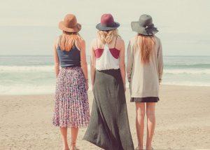 stylizacja na plażę